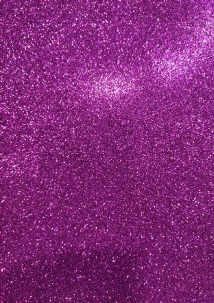 Purple Low-Shed Glitter Card 225gsm